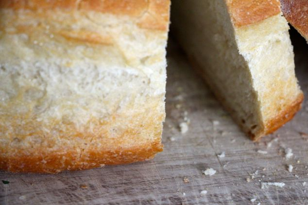 shakshuka bread up close