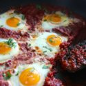 Shakshuka – Sometimes the Bread is Just a Messenger