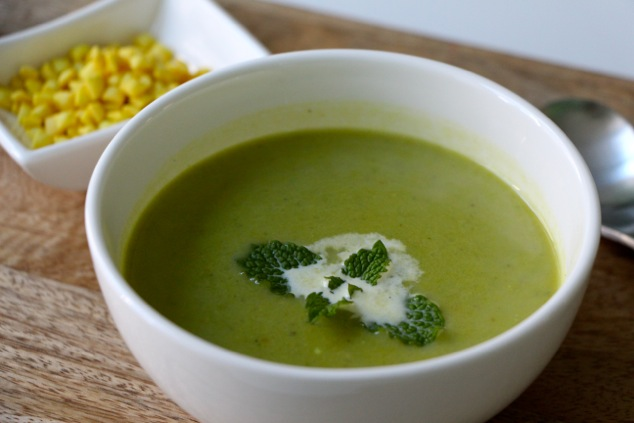 Meet the Green Goddess of Soups – Pea Soup
