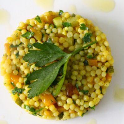 Ptitim (Israeli Couscous) – Kids' Food goes Fancy