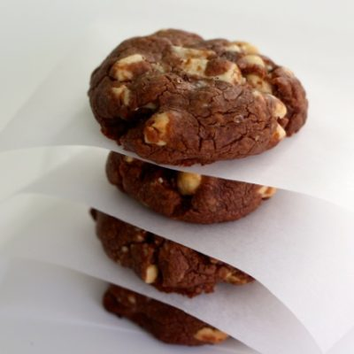 We Go Way Back… Nutella Cookies