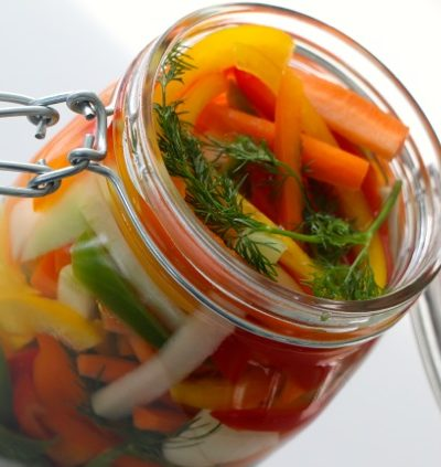 "Pickled Vegetables – They have their own ""Theory of Relativity"""