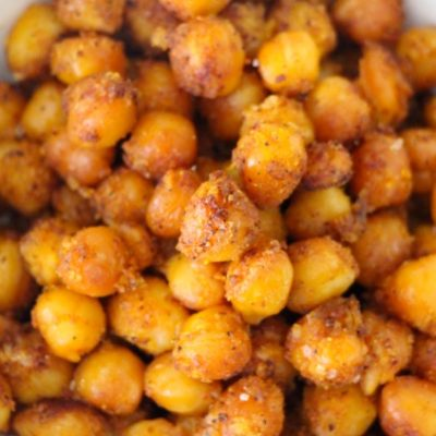Spicy Chickpeas – Be my Snack Anytime…