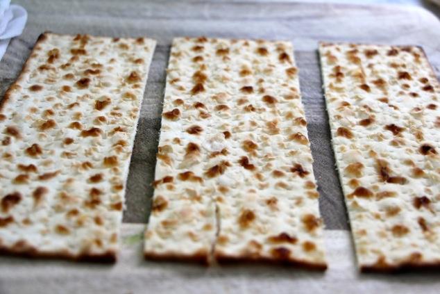 matzah strips