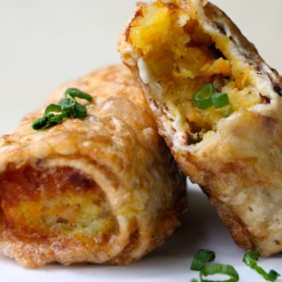 Matzah Eggrolls – Discovering Freedom in a Journey to the Promised Land…of Food