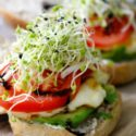 If Sandwiches Could Talk – Halloumi Cheese Sandwich