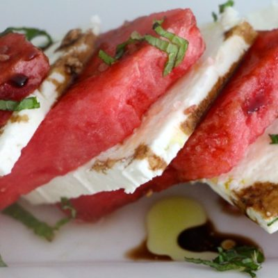 Watermelon Feta – Summer Lovin'…