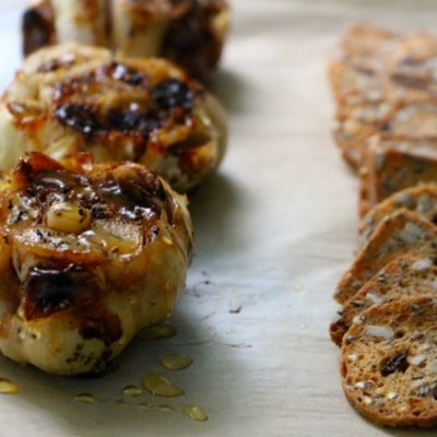 """Roasted Garlic – To me it is """"Tume"""""""