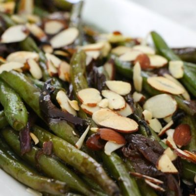 Lubia Rubia – Plenty in Green Beans