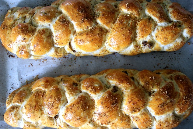 Olives and Tabil Challah – Give your Tradition a Tunisian Flair