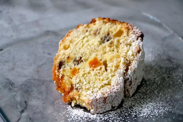"""To Be or Not """"Tu Bishvat"""" - Dried Fruit-Walnut Cake ..."""