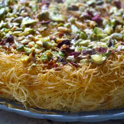 Knafeh Gives You Wings :)