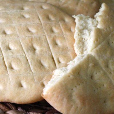 Zradak – Happy Tunisian Purim Flat Bread