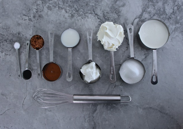 honey vanilla ice cream ingredients