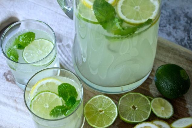 lemonade is ready