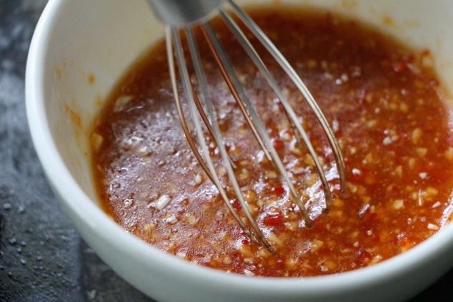 red hot pepper mixture